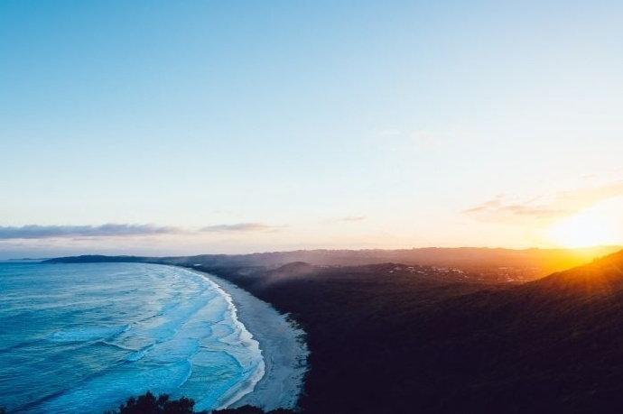 澳大利亚的海风,海浪,阳光,想去看看吗?