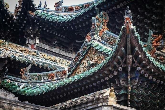 斗拱,中国古建灵魂,精湛的工匠,技艺传承。