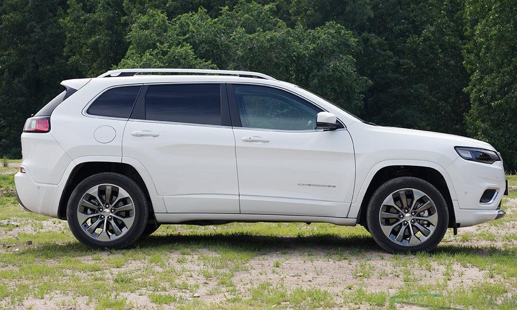 Jeep家族中的居家好先生:深度试驾全新Jeep自由光四驱全能版