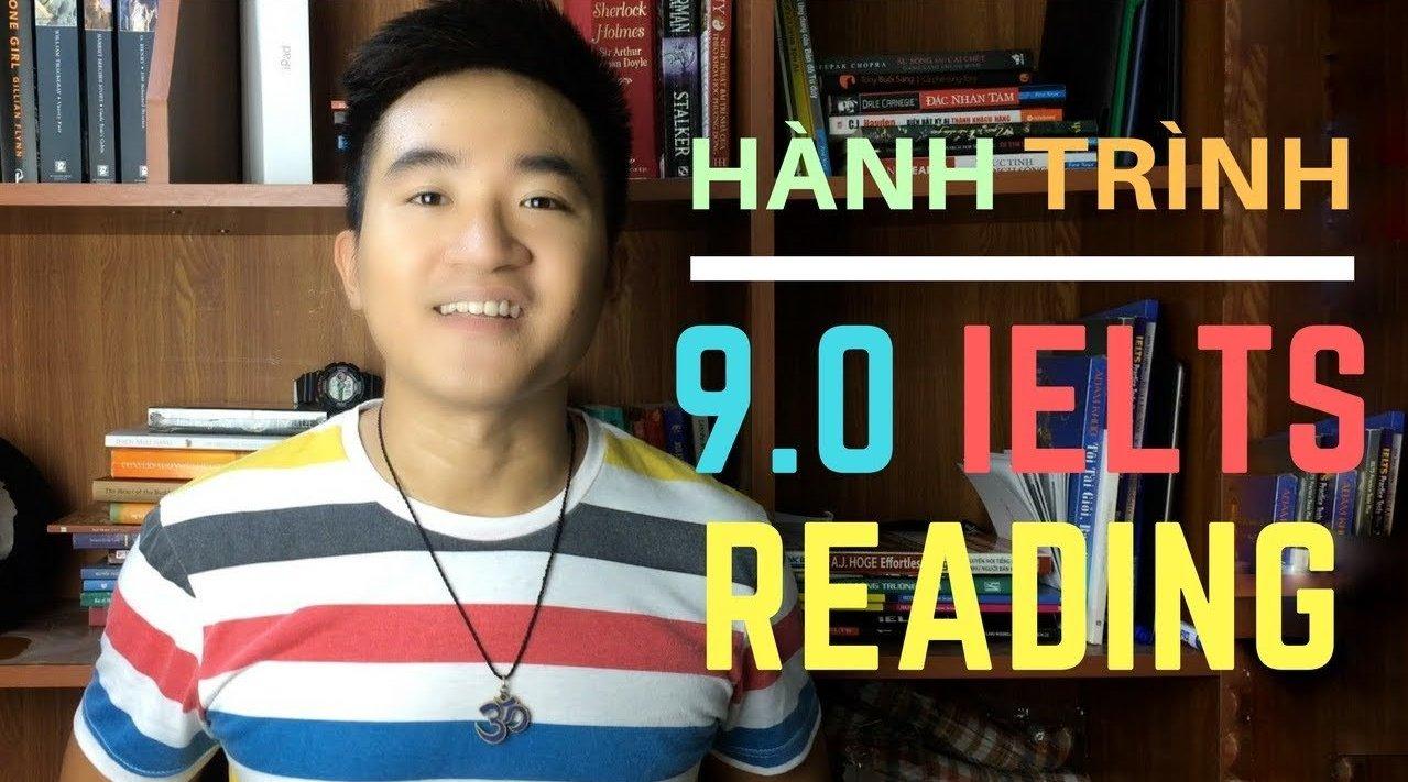 雅思阅读:越南小哥分享雅思阅读9分攻略(上)(英文字幕)