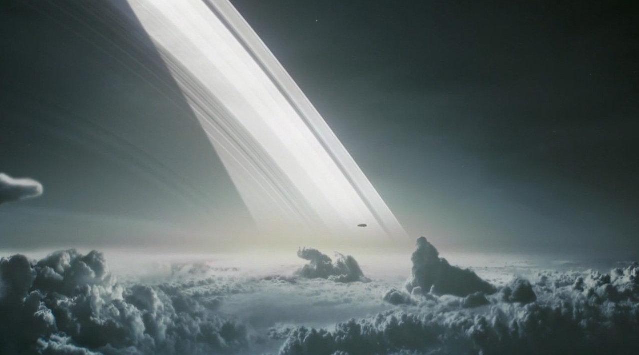 最硬核科幻短片,取材14张NASA实拍太空影像,每张都是百亿经费