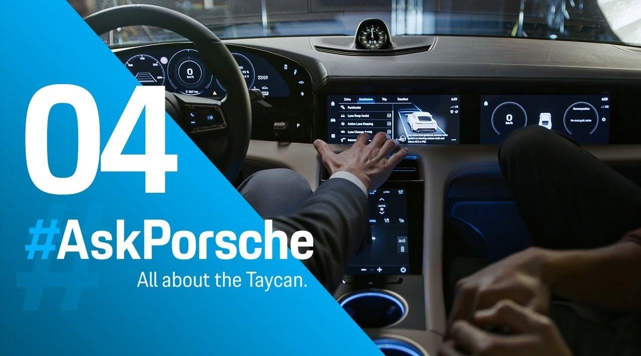 保时捷回应氢燃料电池、辅助驾驶、锂矿开采及全流程环保等车迷关心的