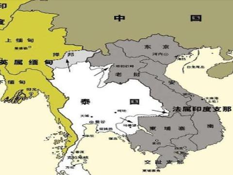 亚洲国家_二战时日本侵略了整个亚洲,却为什么唯独放过了这个国家