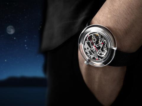 小米众筹手表来了!全透明设计,悬浮机芯,无螺钉设计,仅499元
