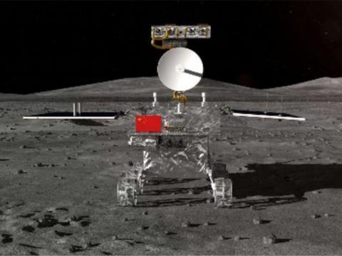 印度发射探测器与中国是同一天,中国成功登陆月球背面,印度呢?