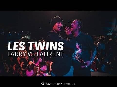 地表最强Hiphop双胞胎Les Twins内战大盘点