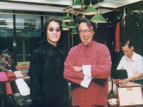 邓永锵爱女邓爱嘉庆木婚晒婚照难忘父亲,香港贵族之家恐后继无人