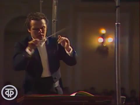 1980年珍贵现场资料 丹尼尔·沙弗朗演奏德沃夏克大提琴协奏曲