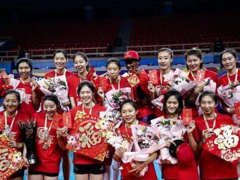 五年前与天津女排冠军擦肩而过五年后失而复得,幸运外援胡克尔
