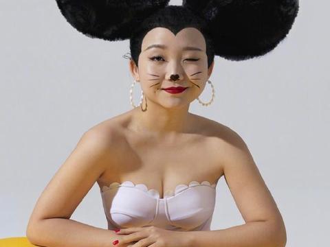 辣目洋子颠覆传统审美,微胖身材展示别样性感与可爱,一眼难忘怀