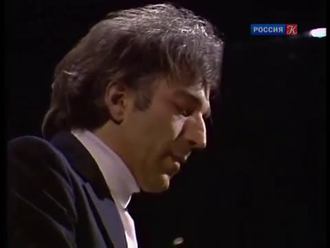 弗拉基米尔·阿什肯纳齐演奏肖邦24首前奏曲