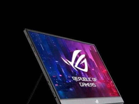 华硕发布17.3英寸USB-C外置显示器,240Hz刷新率加持