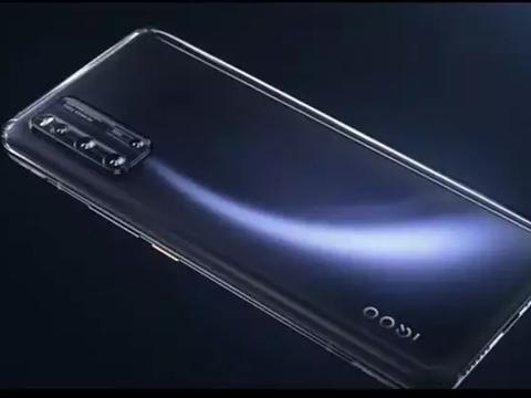 iQOO 3 5G真机图曝光:后置矩阵四摄
