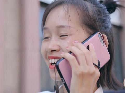 美女一连两次给残疾女孩打诈骗电话, 女孩一顿神回复, 骗子都懵了