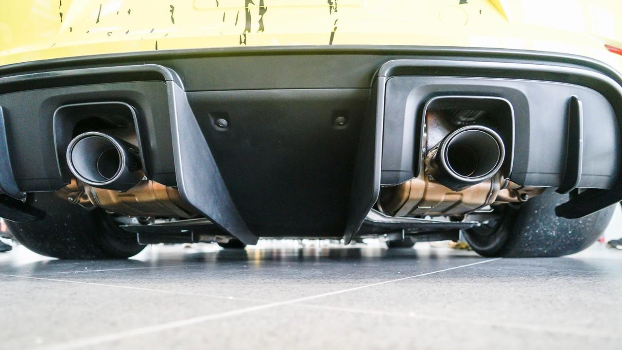 售价120万却不能上路?没错,它就是全新保时捷718 Cayman GT4!