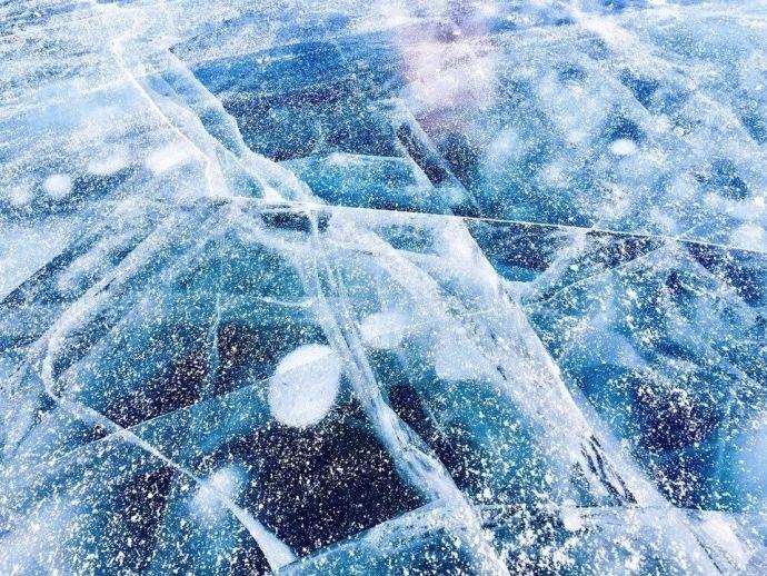 冰雪奇缘——俄罗斯最美湖畔-贝加尔湖畔