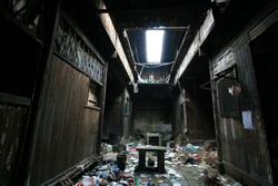 """徽州第一厅:厅堂上高悬着清顺治年间的匾额""""齐眉"""""""