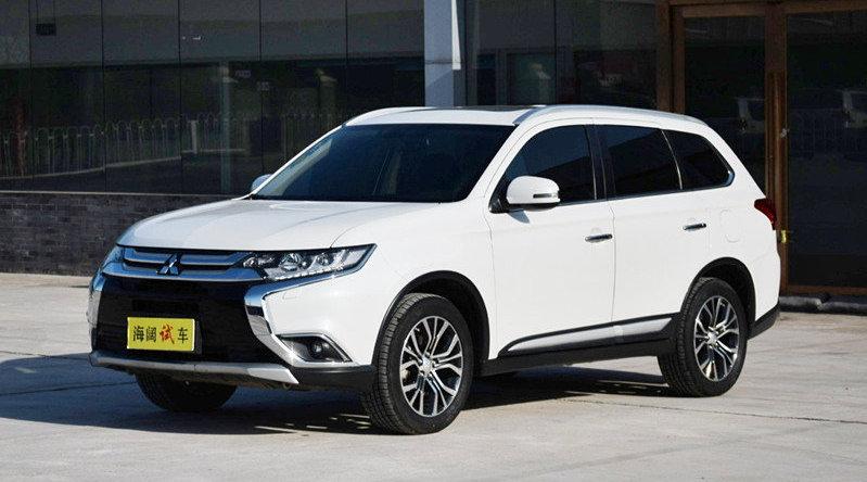 视频:高贬值率的日系SUV!试驾进口欧蓝德