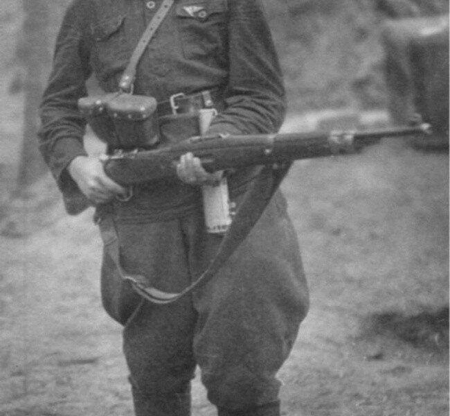 致敬:二战时期苏联红军中的童子军