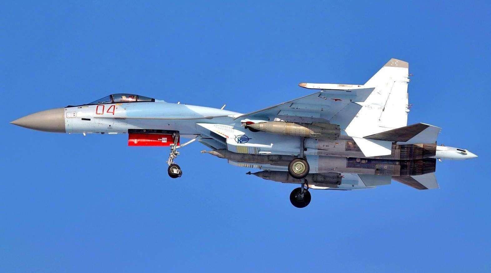 不买苏57看上苏35,俄罗斯次强战机上门推销,土耳其爱不释手