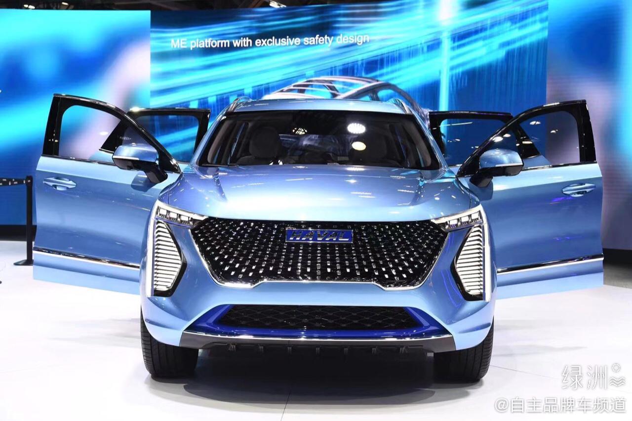 长城汽车在2020印度德里车展!