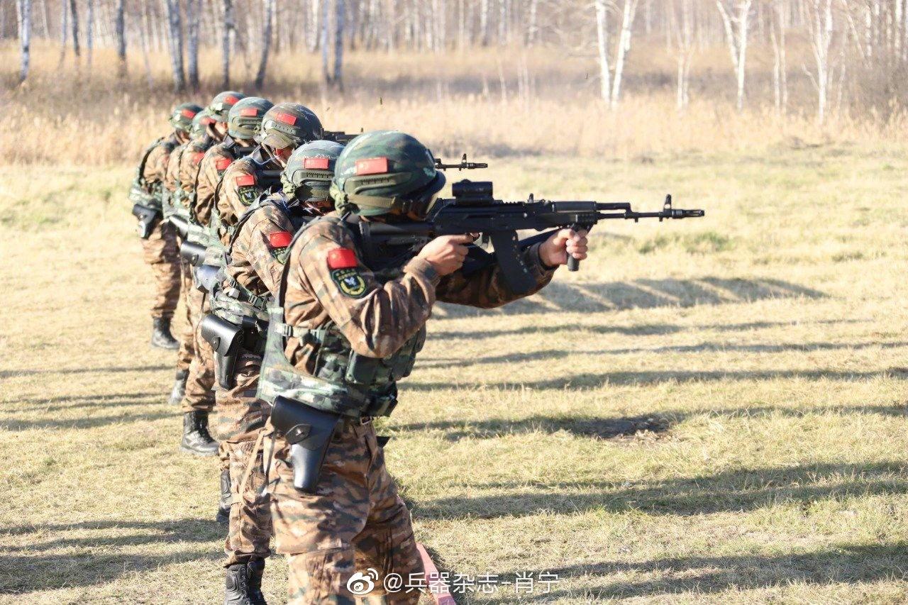 俄罗斯国民警卫队和中国武警特种部队在合作2019联合演习中成功完成反