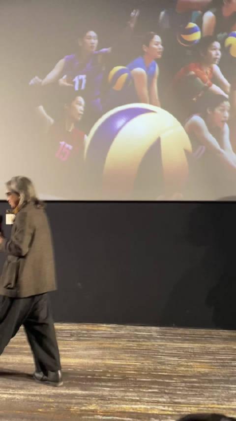 北京首映礼,导演陈可辛、主演巩俐、黄渤、吴刚、彭昱畅和白浪出席