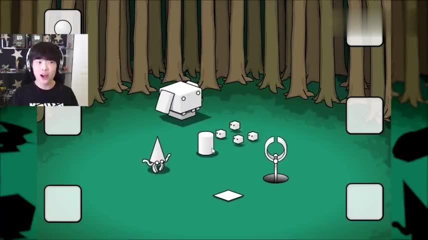 成长机器人 几何物体进化成战神金刚,我来组成头部 屌德斯解说