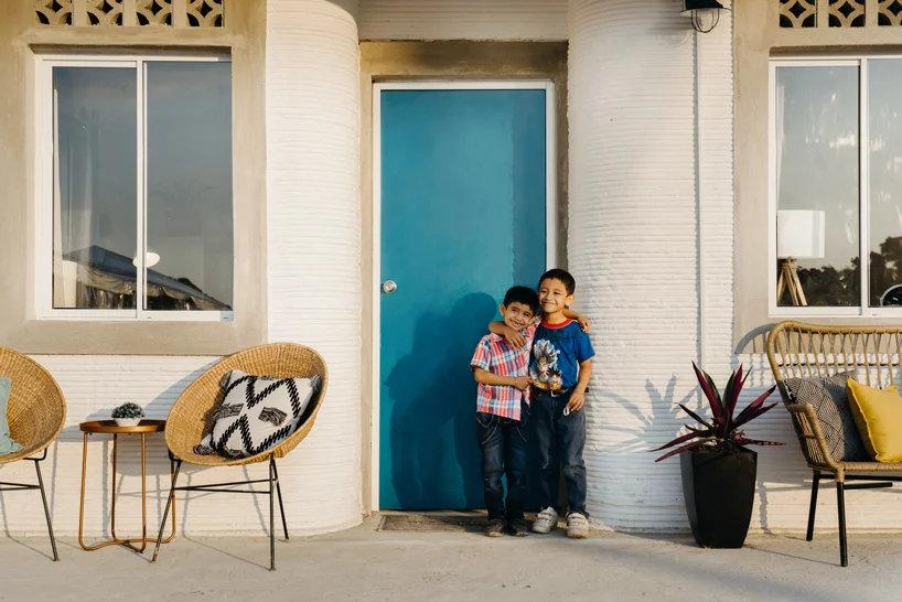 全球第一个3D打印社区,为世界上最贫穷的社区提供负担得起的住房