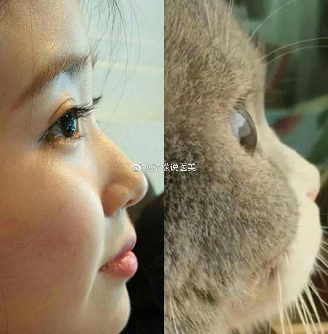 iu第一张照片真的是太像了,好可爱啊好想摸摸iu的小脸啊