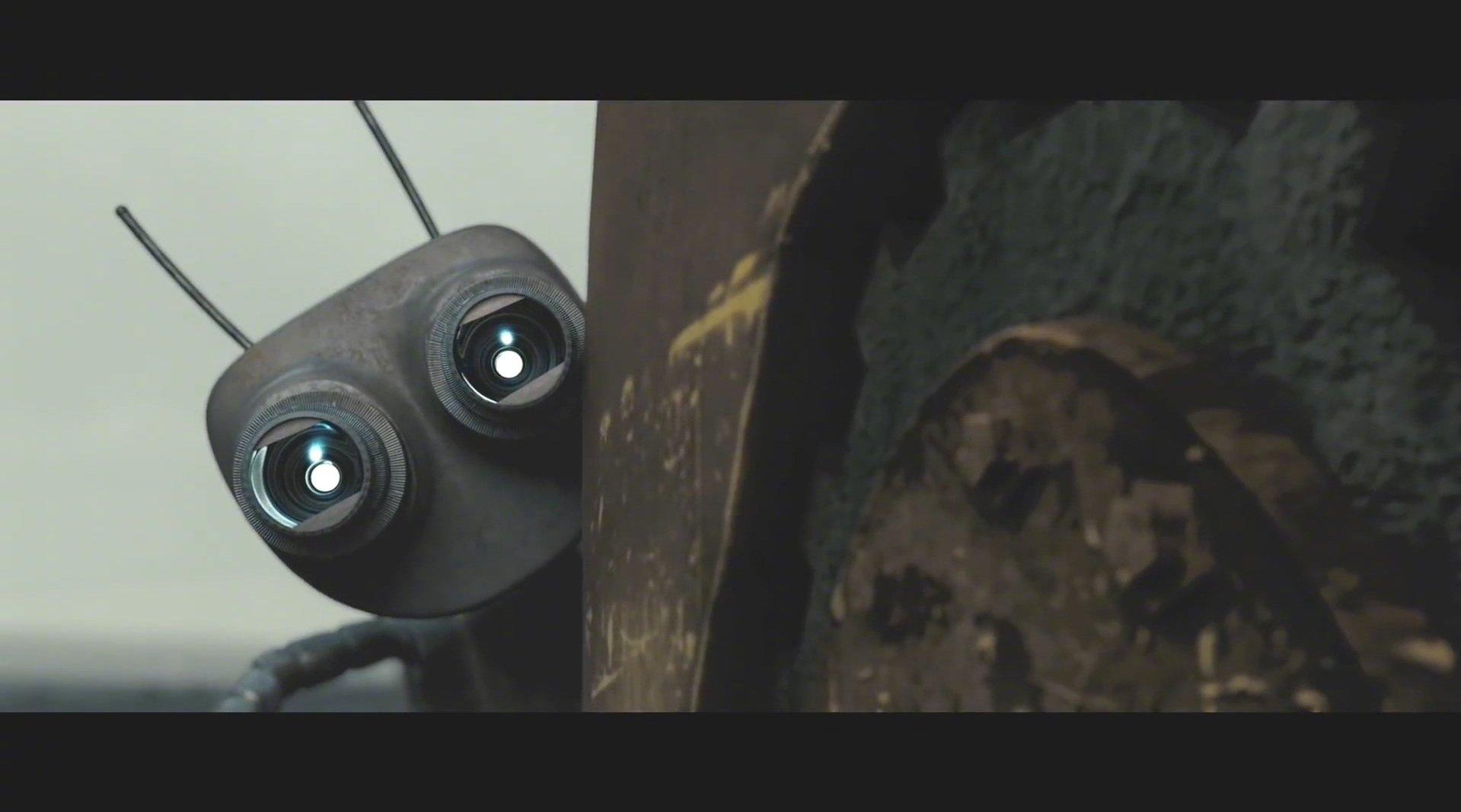CG科幻短片《采矿机器人》,入围30多个国际电影节和短片节大奖