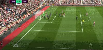 利物浦2-1客胜圣徒,马内传射,阿德里安送卡里乌斯式失误