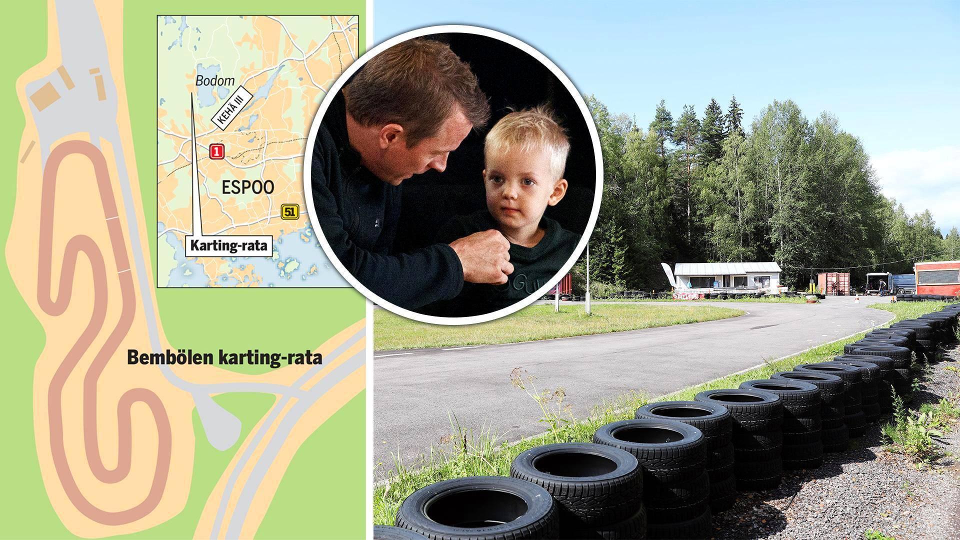 芬兰旅游小贴士:图一和图二定位的地点