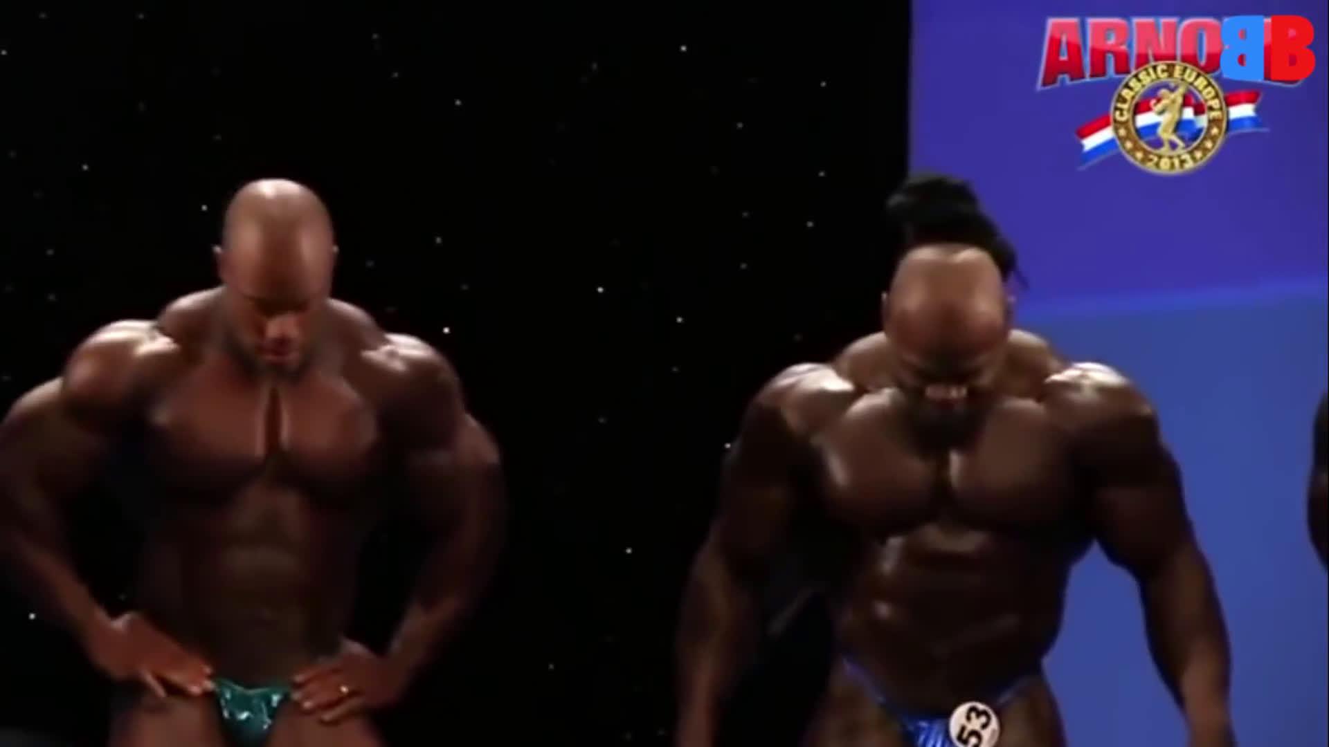 过瘾:看凯格林和菲尔西斯舞台上的对战!
