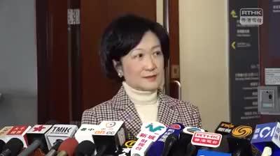 叶刘淑仪: 警员是因为保障市民财产安全而上班,不是为了加班费