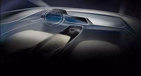 换代红旗H7量产概念车,代号C229,换装新动力,明年或5月份上市