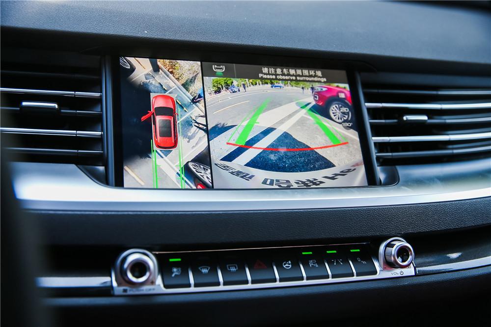 试驾全新哈弗H6铂金版:提升的是格调,体验的是细腻