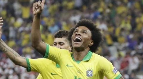 美洲杯:八强对战,巴西战巴拉圭一人必发威,阿根廷并不安全!