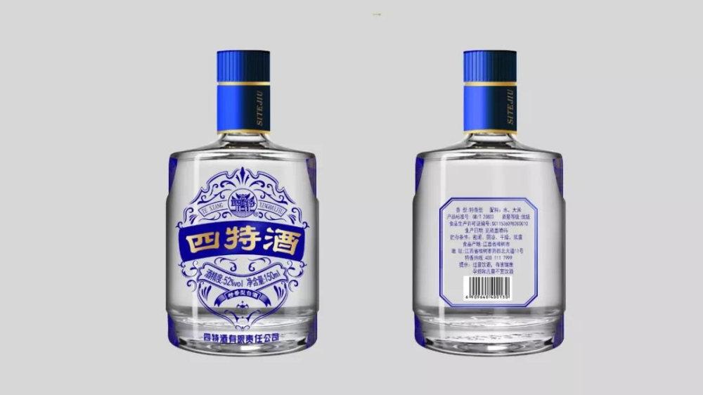 """四特酒又添""""新将"""",特派、蓝调集中火力""""征战""""光瓶酒市场"""