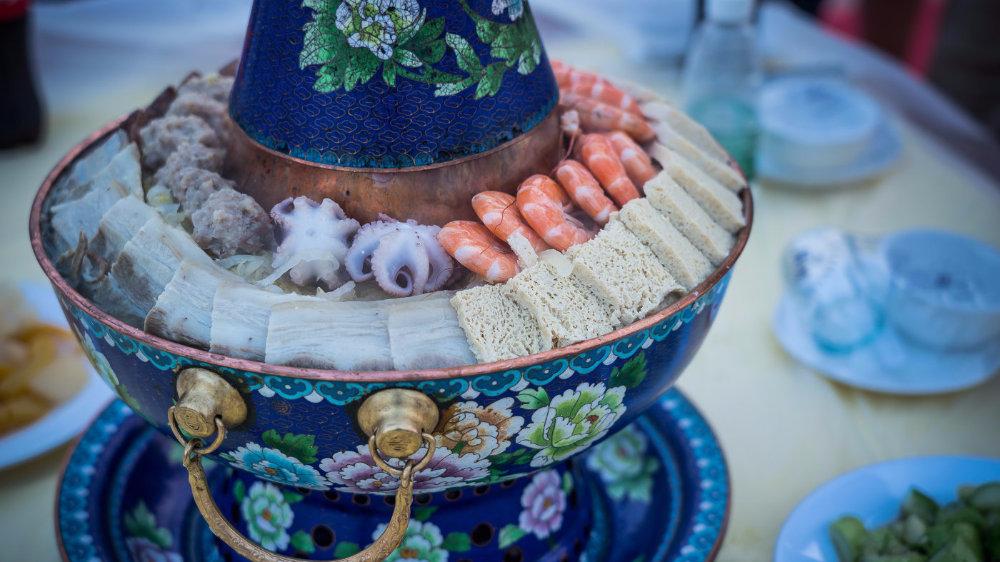 山海关浑锅,吃火锅还能吃出个非物质文化遗产来