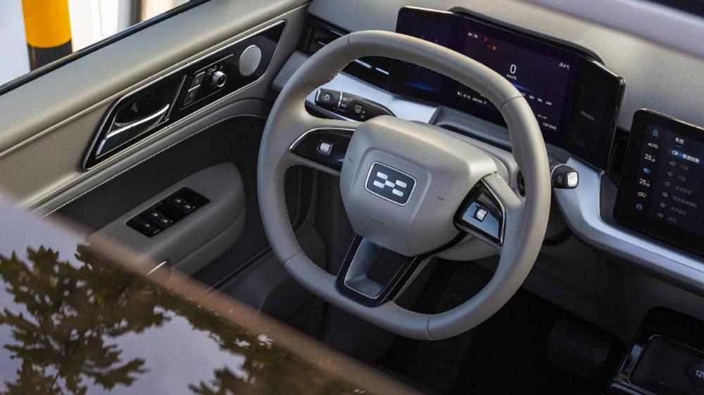 爱驰汽车成功入围《国家机关新能源纯电动汽车采购项目》
