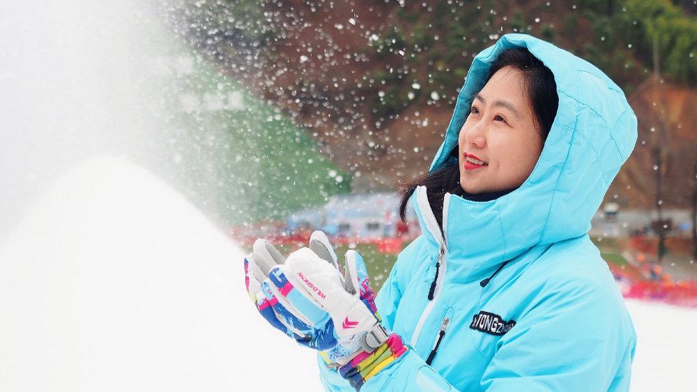 从上海自驾去桐庐,来一场疯滑雪月,南方的孩子也能玩雪啦