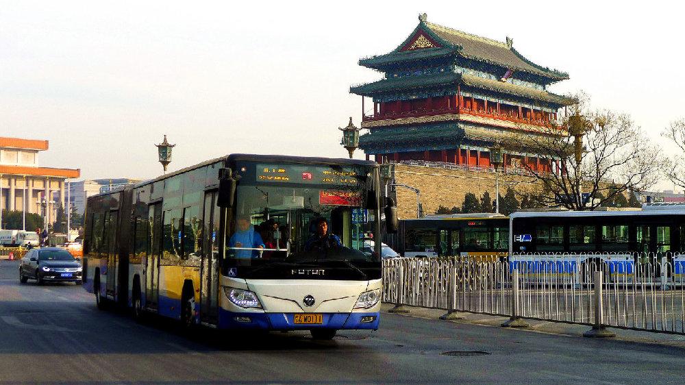 鼓励绿色出行 北京加大交通整治力度