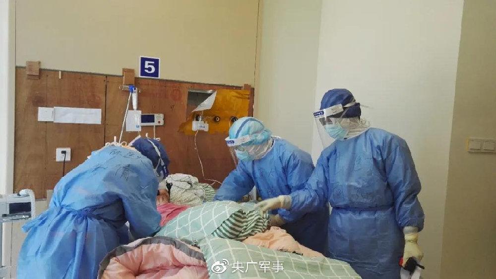 武汉泰康同济医院不断加大科学施治力度