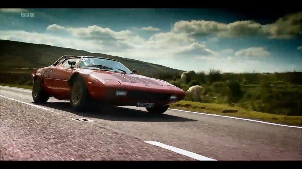 Lancia stratosTop Gear的老片子了,不过现在看着依旧刺激