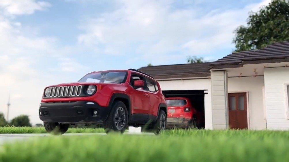 视频:Jeep自由侠 模型秀 (Miniature Automobiles)