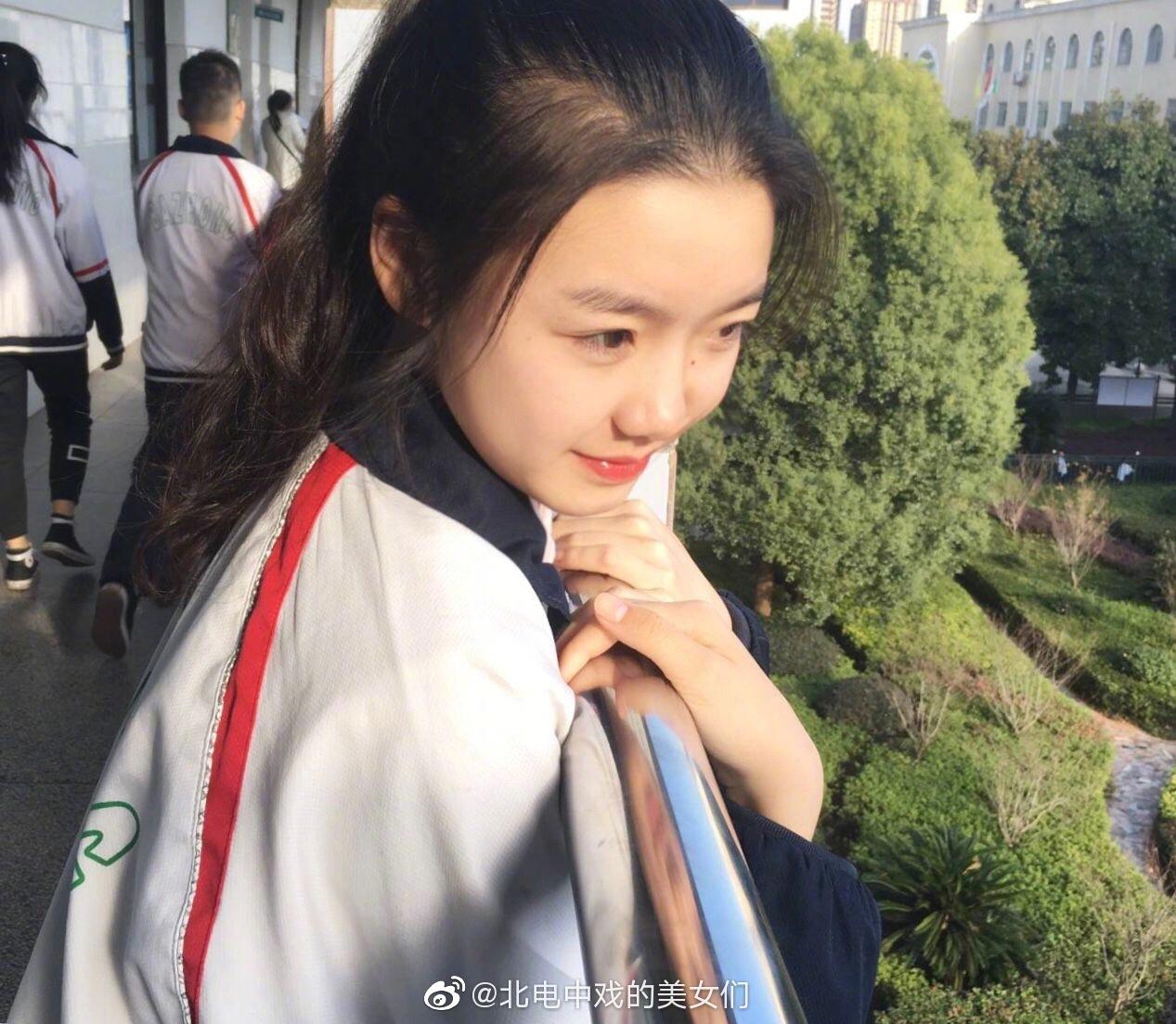 2020届播音主持艺考生 来自湖南