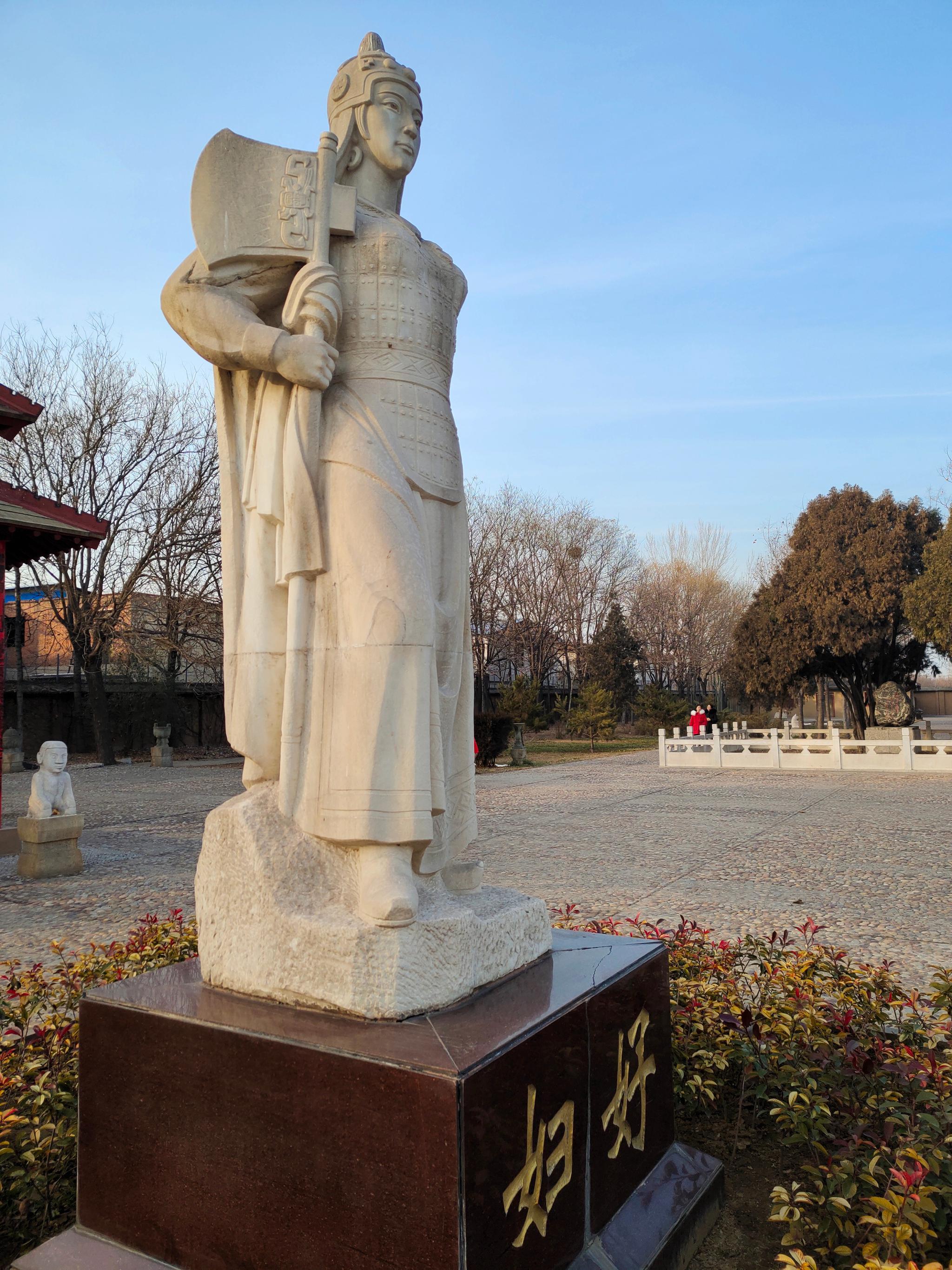殷墟 ⑧。妇好,中华民族第一位美女将军
