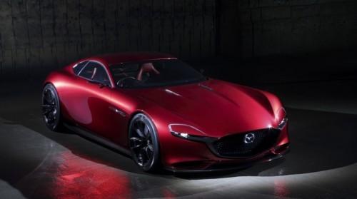 次世代 艺|马自达RX-VISION和VISIONCOUPE两款概念车的魂动设计
