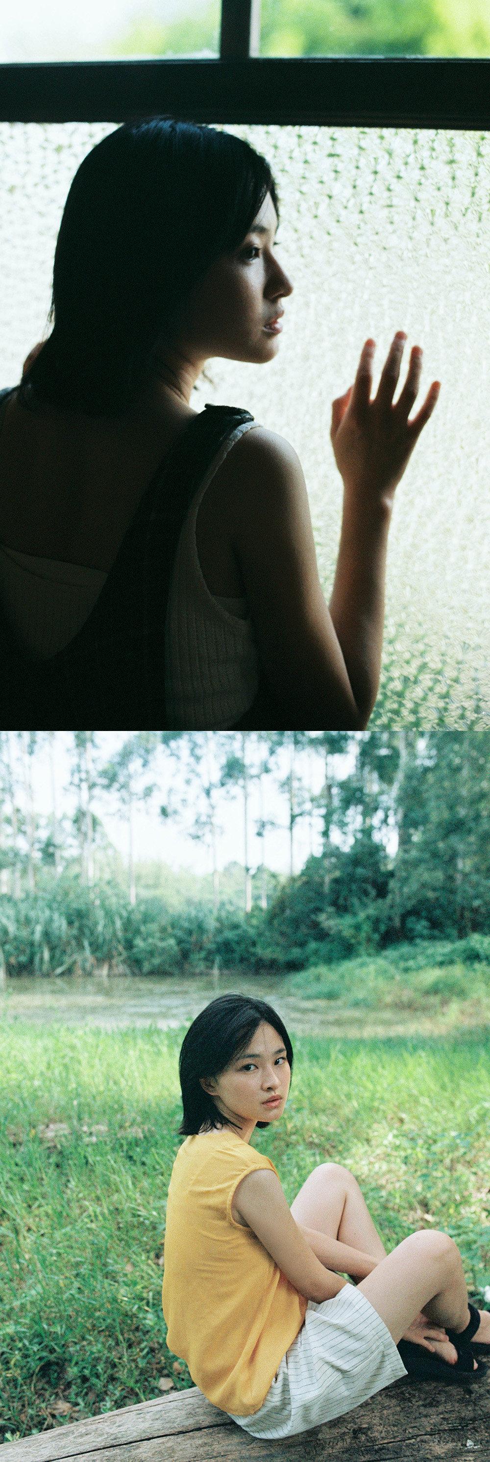 summer salt 摄影@西西弗斯要逃亡 出镜@柚木中也